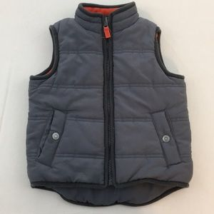 Carters 3T puffy vest